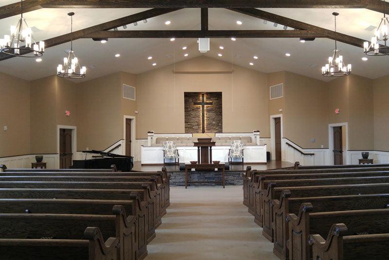 Sandy Creek Baptist Church