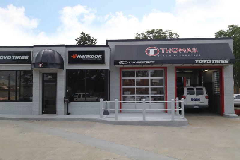 Thomas Tire of Asheboro